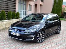 Volkswagen golf 7 gte hybrid 205 cp automata euro 6