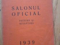 Album de arta salonul oficial pe anul 1939
