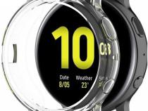 Husa Samsung Galaxy Watch Active 2 44mm 40mm Folie ecran