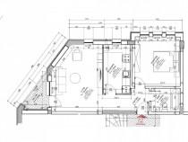 Apartament 2 camere central Magurele