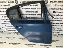 Usa/portiera dreapta spate originala BMW seria 1 E87 albastr