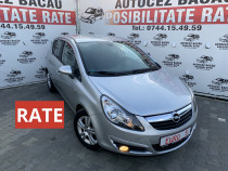 Opel corsa 2011-euro 5-benzina-încălzire in scaune-rate-