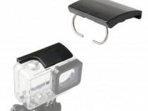 Usita inchidere carcasa GoPro Hero 3+, GoPro Hero 4