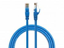 Cablu UTP 15 metri , RJ45 tata - RJ45 tata , conectare retea