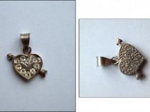 Medalion argint - INIMA (1)