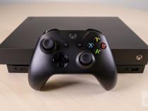 Xbox One X + 3jocuri