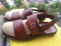 Sandale, piele Zeus mar 41 (26.5 cm)