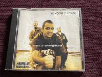 CD hip hop Da Hood Justice - Direct Din Unda'ground (1999)