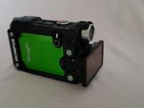 Olympus TG-Tracker: action cam 4K, cu stabilizare
