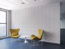 Panou Decorativ 3D din poliuretan model Iris 300X300mm