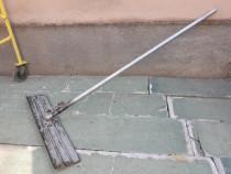 Rigla de îndreptat si finisat betonul