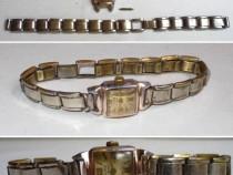 Ceas Slava de dama, anii '50, 17 rubine, de colectie