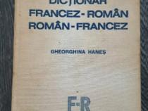 Hanes dictionar francez roman roman francez