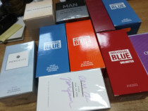 Cadou barbati. Parfumuri Individual Blue si Parfum Pure O2