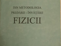 Budan C. - Din metodologia invatarii-predarii fizicii, 1996