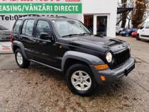 Jeep Cherokee,2.8Diesel,2005,AC,4x4,Finantare Rate