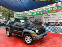 Jeep Cherokee,2.8 Diesel,2005,AC,4x4,Finantare Rate