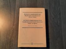 Actele simpoziomului academicianul Emil Petrovici