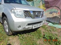 Bara fata Nissan Navara D40 Nissan Pathfinder