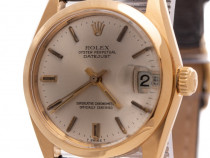 Ceas Rolex DateJust Oyster Perpetual 18K Yellow Gold