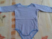 Body albastru cu dungi -62
