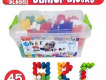 Set de construit junior block 45 pcs