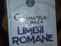 Gramatica de baza a limbii romane + caiet de exercitii