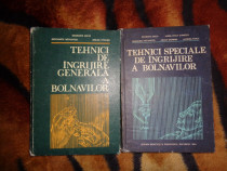 Tehnica ingrijirii bolnavului 2 volume - Georgeta Balta