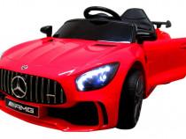 Masinuta electrica pentru copii Mercedes GTR-S Rosu