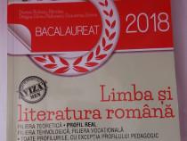 Auxiliar limba română pentru pregătirea pentru bacalaureat