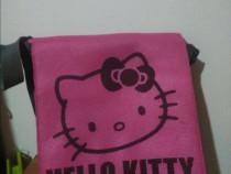 Toba ghiozdan Hello Kitty