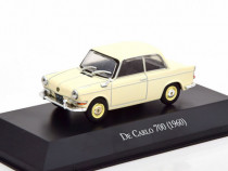 Macheta BMW De Carlo 700 1960 - Altaya 1/43