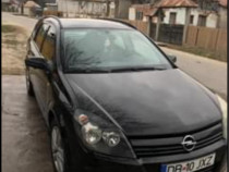 Opel astra h accidentat