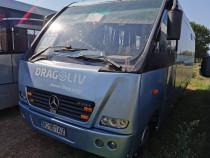 Mercedes Cibro Vario,2007,43locuri,4.3Diesel,Finantare Rate
