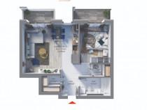 Apartament 2 camere 55 mp utili Maurer Residence Sighișoara