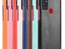 Husa Samsung Galaxy A21s Husa Crocodile Texture PU U01227731