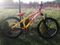 Bicicleta Mtb Dirt Street Dartmoor 26player Miami Vice