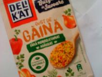 Plic delikat cu ingrediente pentru mancare-gratis