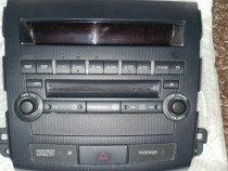 Panou comenzi unitate audio Mitsubishi Outlander 2007