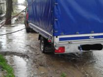 Remorca platforma Blyss 1500 kg