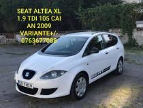 Variante+/-seat altea xl 1.9tdi