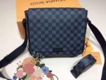 Set Louis Vuitton unisex (curea+geanta),Franta,saculet inclu