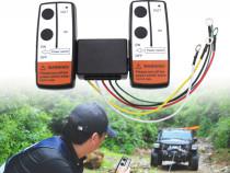 Telecomanda wireless troliu auto ,atv,transport gratuit