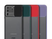 Husa MOFi CamShield pentru Samsung Galaxy S20 Ultra