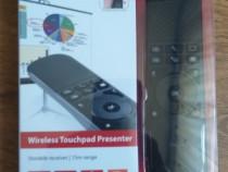 Presenter Trust, Touchpad Wireless, Negru - Nou