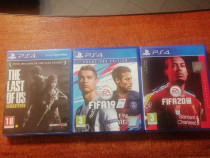 Fifa 20 , The Last of Us Remastered, Fifa 19