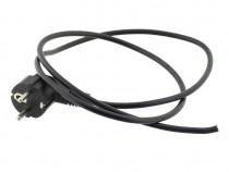 Cablu alimentare AC, Schuko, 1m, capat liber - D000019