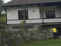 Casa tradiționala Hangu, Neamt