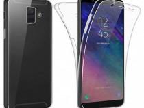 Husa telefon Plastic+Silicon Samsung Galaxy A6 2018 a600