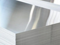 Tabla aluminiu lisa 0.8x1000x2000mm alama cupru inox zinc